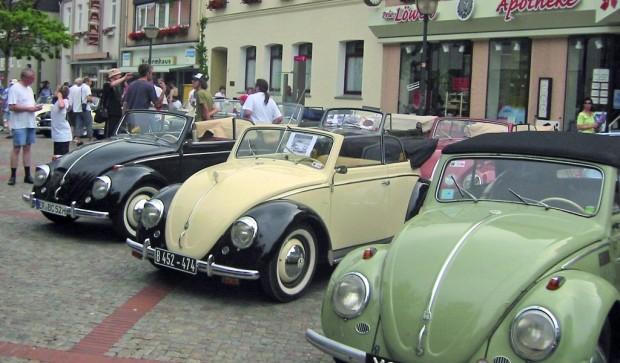 5. Volkswagen-Veteranentreffen in Hessisch Oldendorf