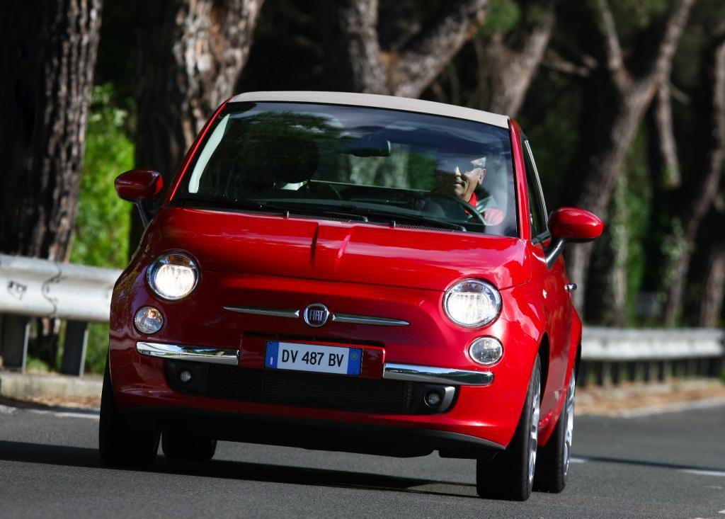 500: Fiat 500 C startet als limitiertes Sondermodell