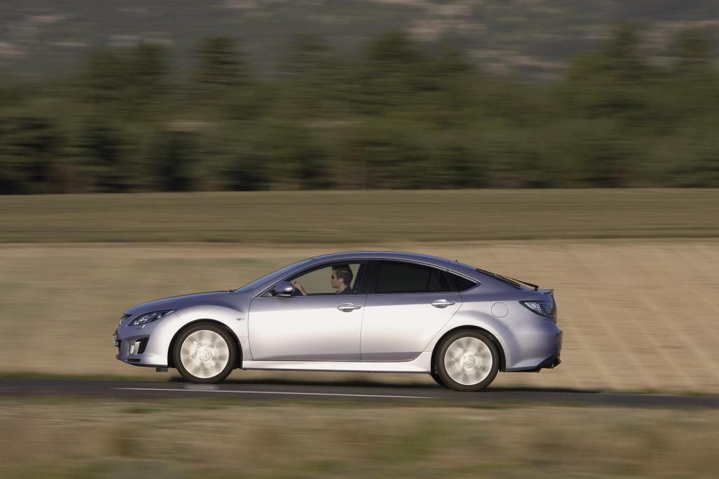6: Mazda erweitert Motorenangebot für den 6er
