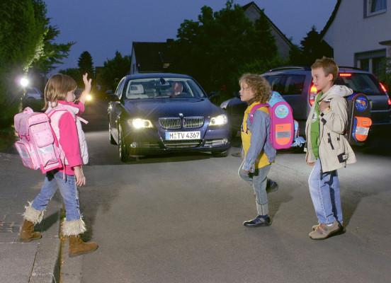 80 Prozent der Unfälle von Kindern geschehen in der Freizeit