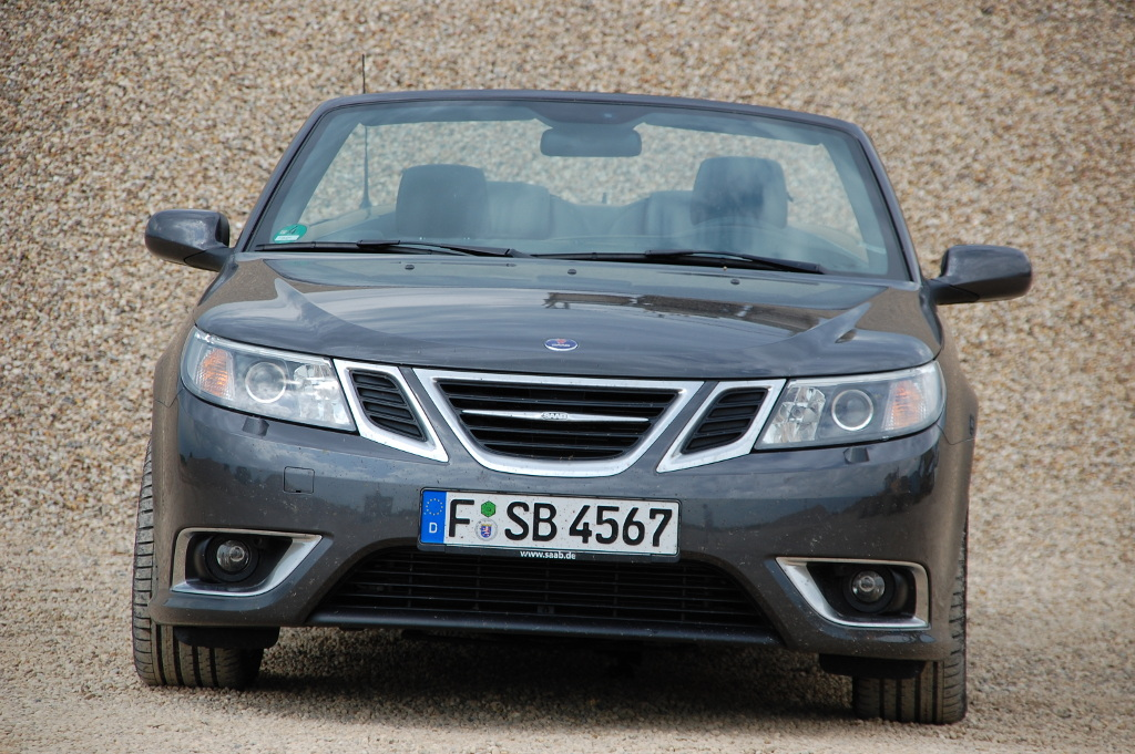 9-3 Cabriolet: Saab 9-3 Cabriolet 2.0t BioPower: Nordisch-frisches Sommerfeeling