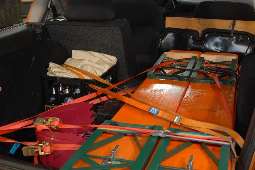 ADAC nimmt Ladungssicherung im Pkw unter die Lupe - Bild(3)