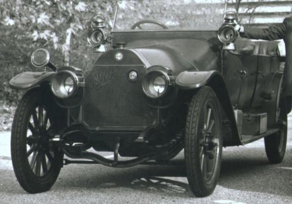Alfa Romeo geht ins 100. Jahr
