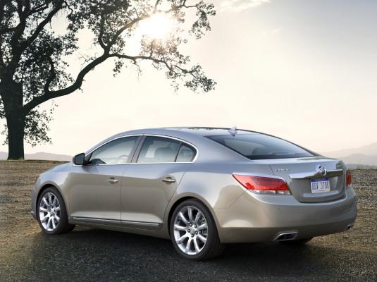 Amerikanischer Opel-Bruder: US-Insignia rollt an