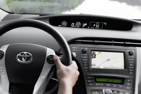 Ausstattung: Toyota Prius hilft beim Blick nach vorn