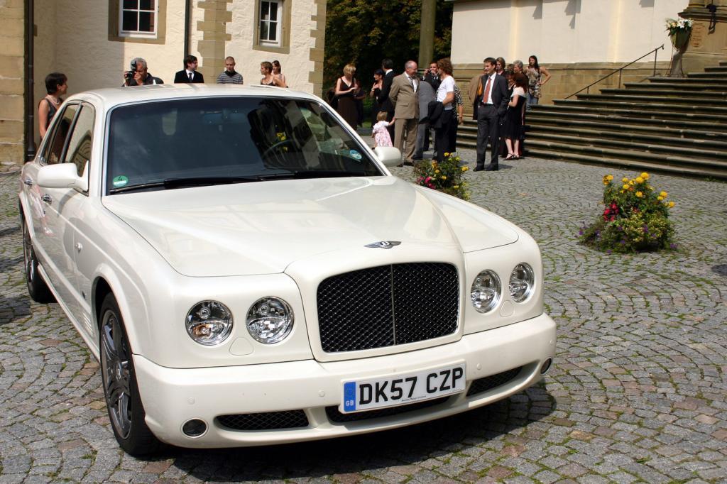 Automarken A - Z: Automarken A - Z: Bentley Arnage