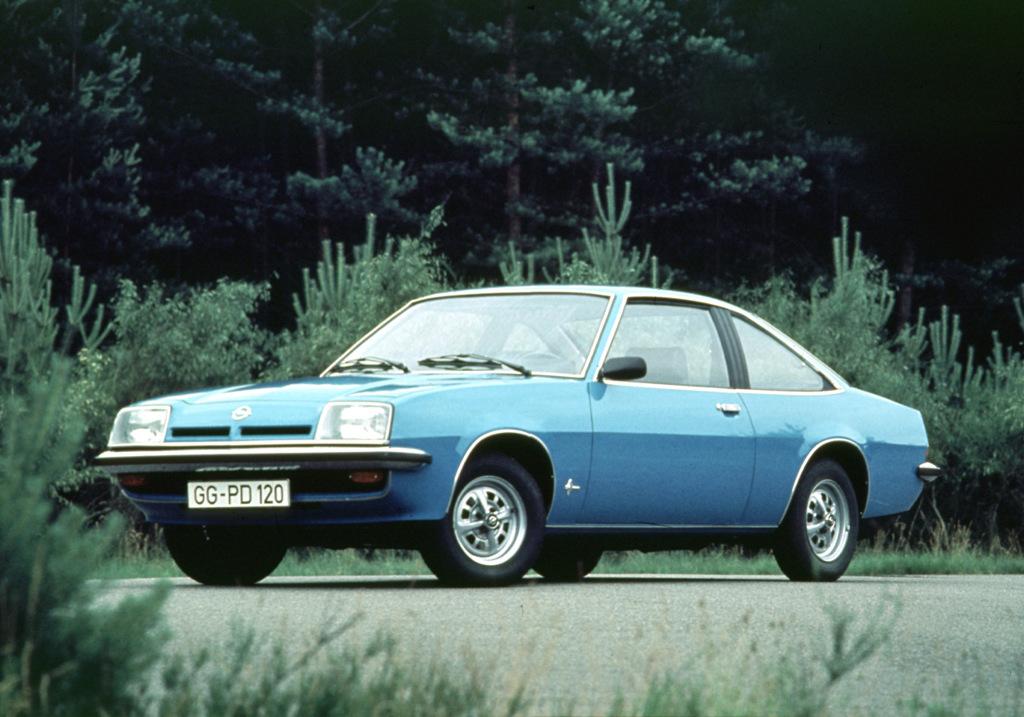 Automarken A - Z: Video - Opel Manta: Werbeclips aus den Jahren 1970-82