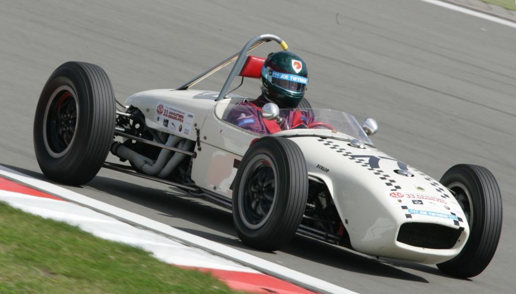 AvD-Oldtimer-Grand-Prix mit Fliegengewichten der Formel 1