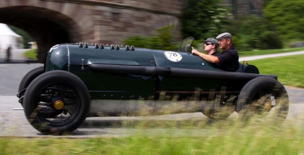Bergrennen Kassel: Der Besuch der alten Wagen