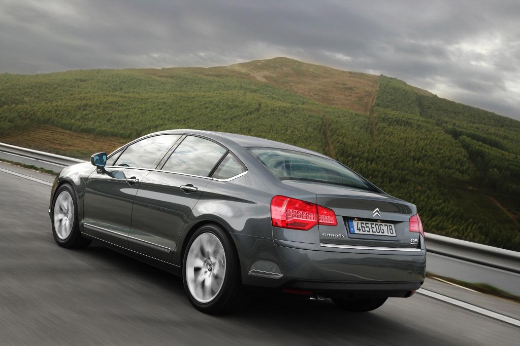 C5: Neuer V6-Diesel von Citroën stärker und sparsamer