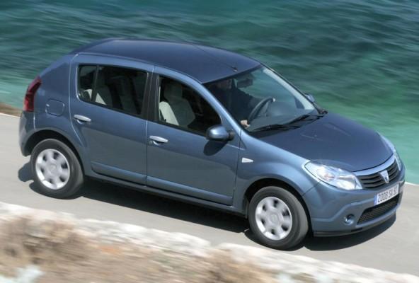 Dacia startet Sandero-Produktion in Marokko