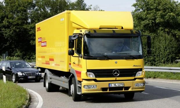 Dieselektrischer Hybrid-Lkw von Mercedes-Benz ausgezeichnet