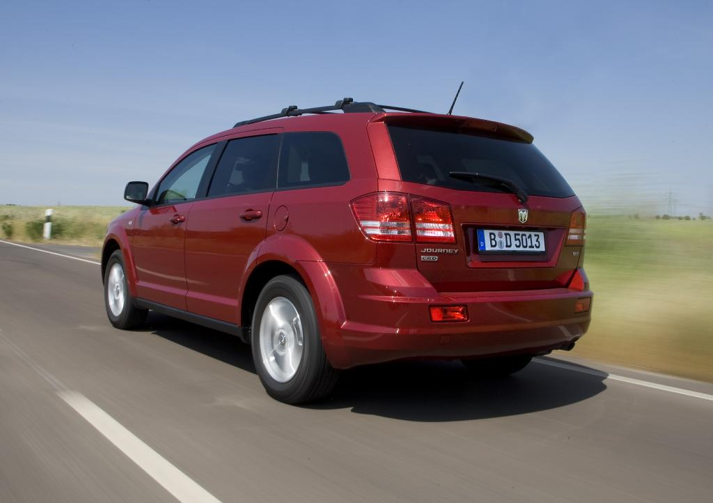 Dodge - Journey - Bild(6)