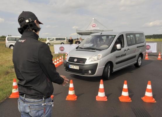 Entscheidung in der Fiat Scudo Team Trophy gefallen