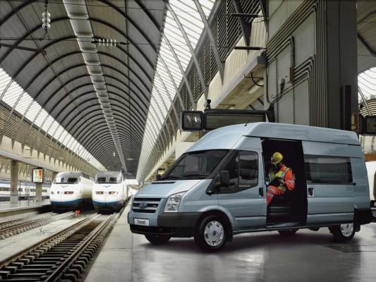 Fahrbericht Ford Transit: Variantenreiches Allzweckfahrzeug