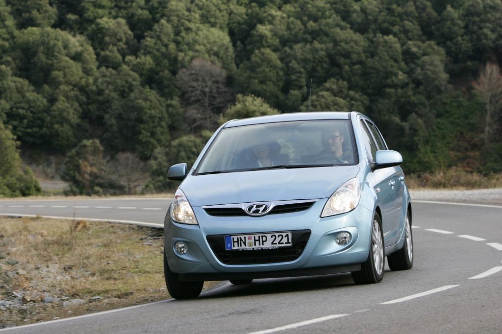 Fahrbericht Hyundai i20 1.2 Comfort: Großzügiger Kleinwagen - Bild(2)