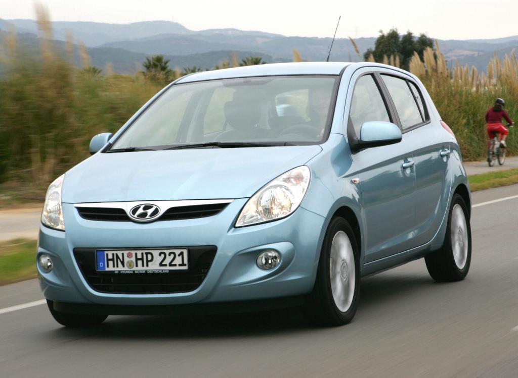 Fahrbericht Hyundai i20 1.2 Comfort: Großzügiger Kleinwagen - Bild