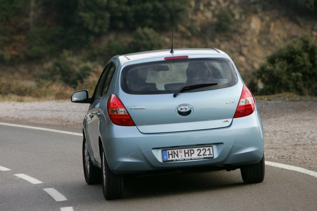 Fahrbericht Hyundai i20 1.2 Comfort: Großzügiger Kleinwagen - Bild(3)