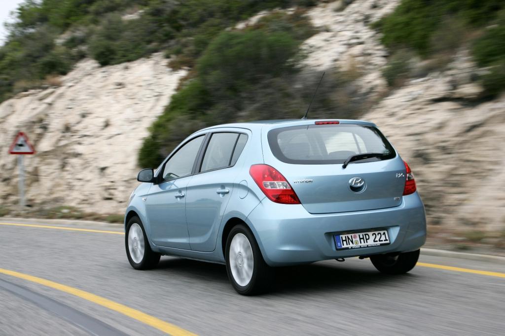 Fahrbericht Hyundai i20 1.2 Comfort: Großzügiger Kleinwagen - Bild(4)
