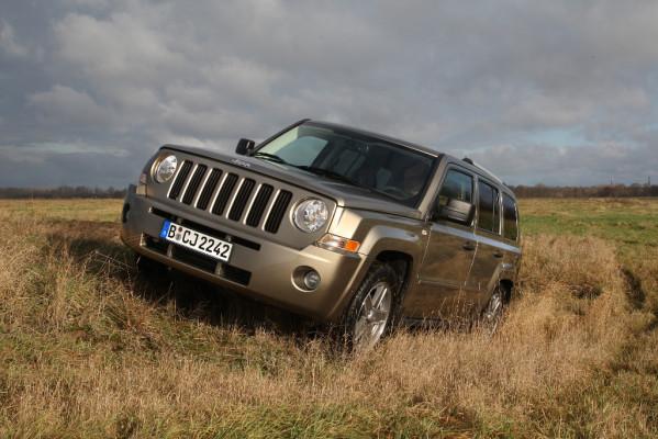 Fahrbericht Jeep Patriot 2.0 CRD Limited: Für Einsteiger