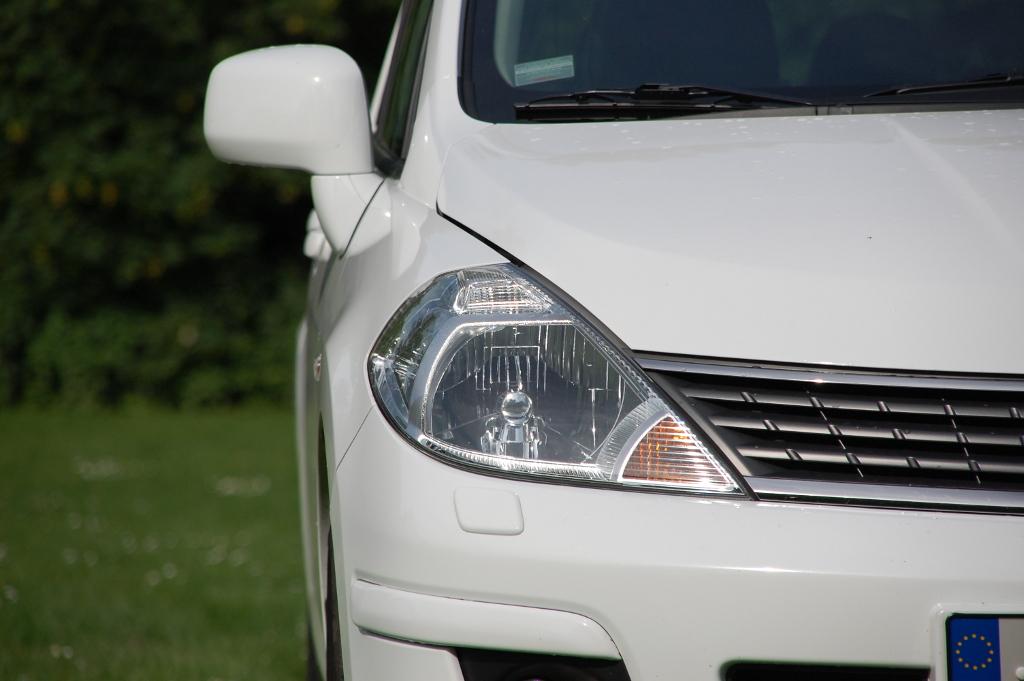 Fahrbericht Nissan Tiida Tekna 1.6: Das kleine Extra für den Tag - Bild(10)