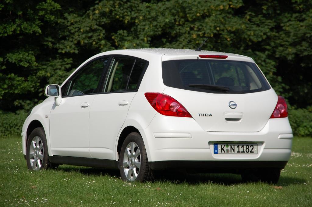 Fahrbericht Nissan Tiida Tekna 1.6: Das kleine Extra für den Tag - Bild(3)