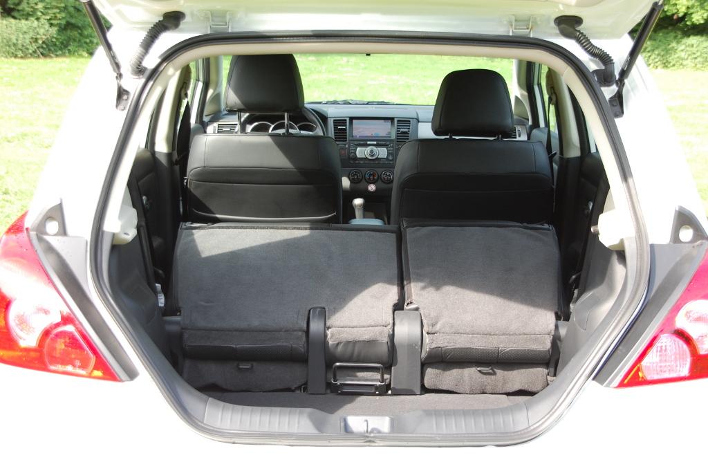 Fahrbericht Nissan Tiida Tekna 1.6: Das kleine Extra für den Tag - Bild(4)