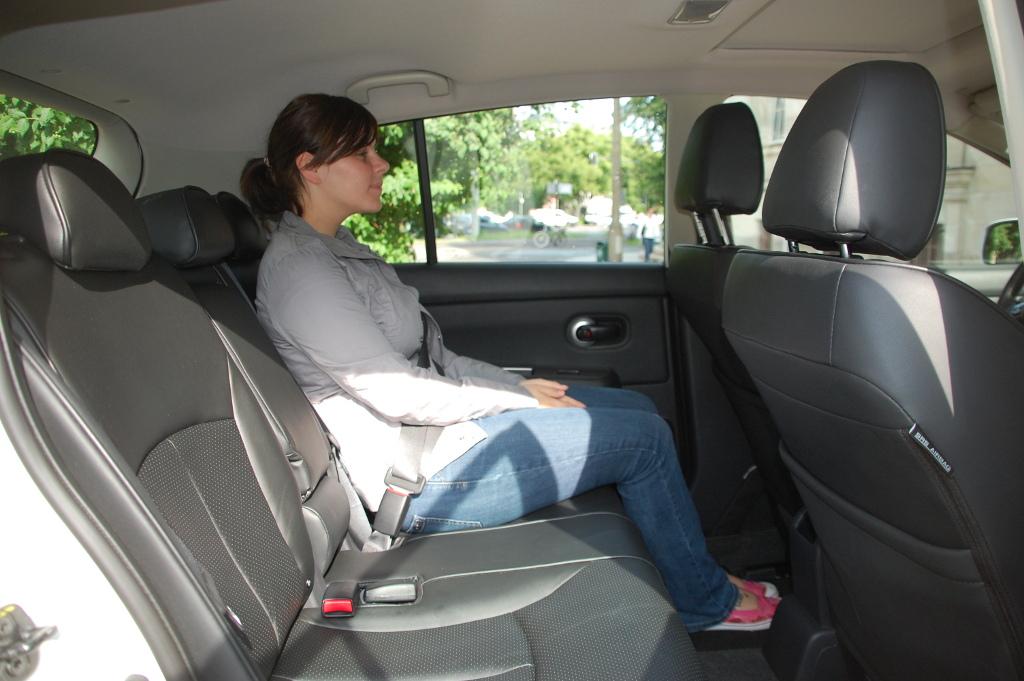 Fahrbericht Nissan Tiida Tekna 1.6: Das kleine Extra für den Tag - Bild(9)