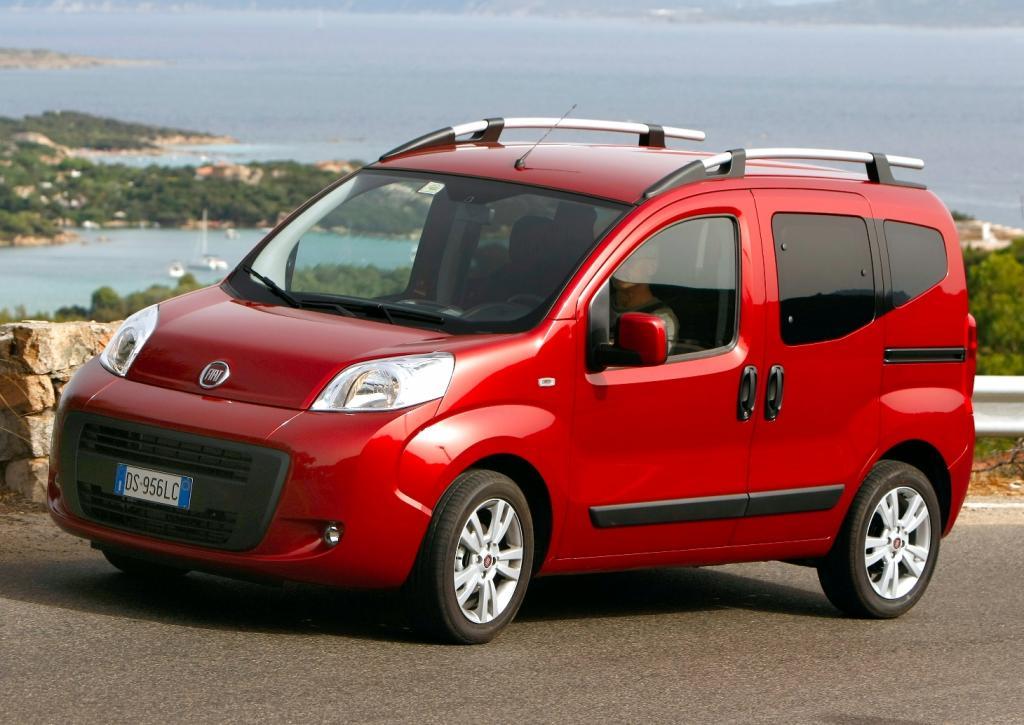 Fiat senkt CO2-Ausstoß des Qubo