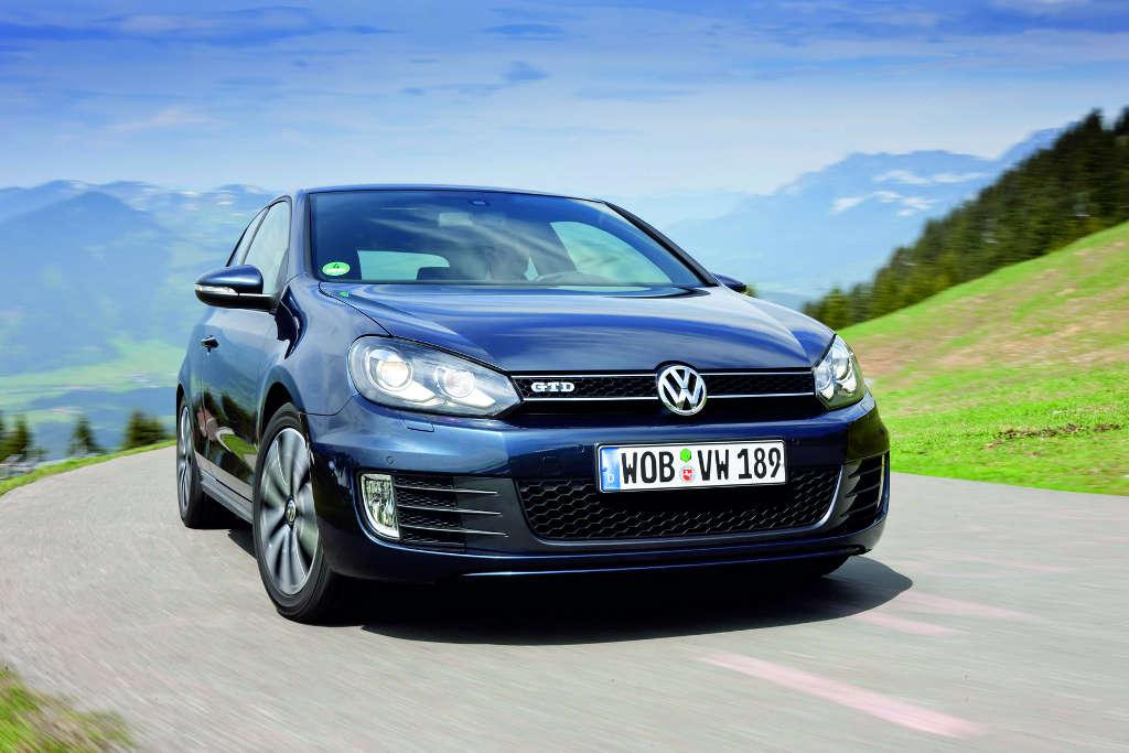 Golf: VW Golf GTD: Der GTI unter den Dieseln