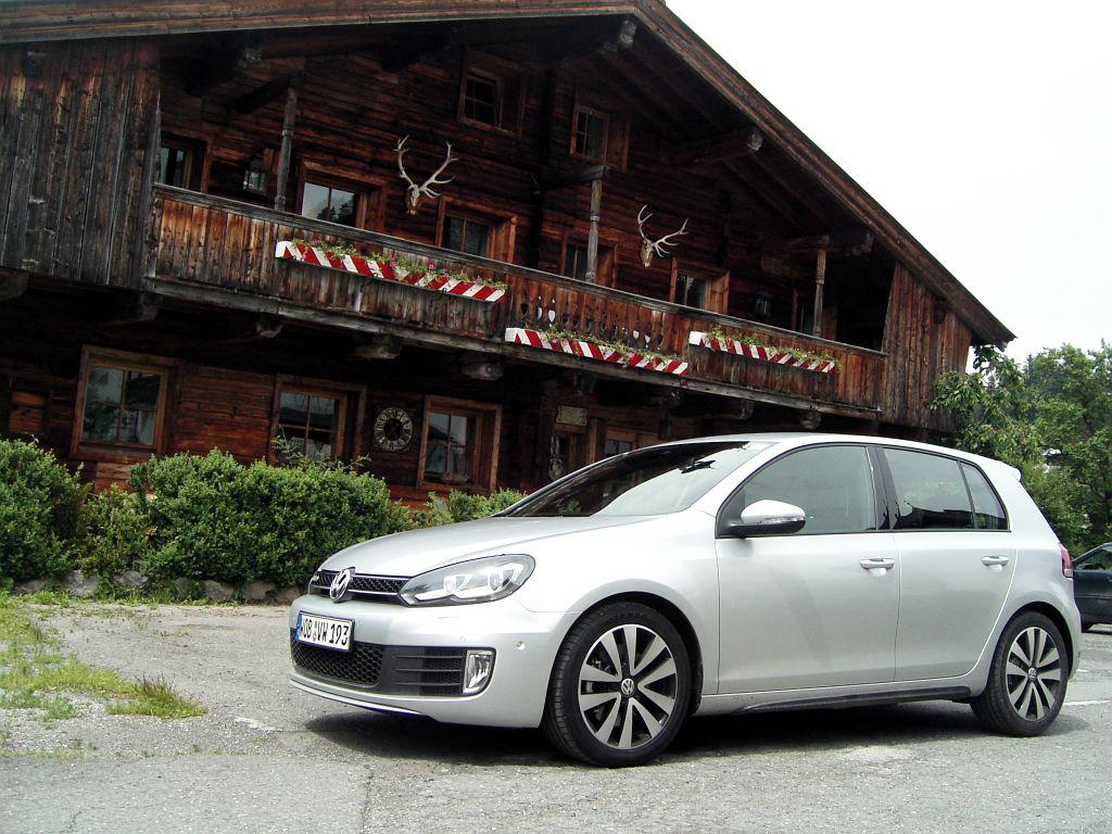 Golf: VW Golf GTD: Der GTI unter den Ölbrennern