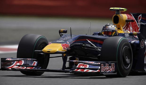 Großbritannien GP: Vettel siegt in Silverstone - Bild