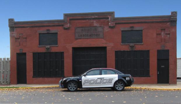 Hightech-Streifenwagen für US-Cops