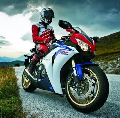 Honda fördert Kauf einer Fireblade oder CBR 600 RR
