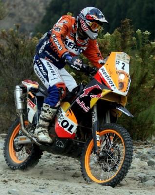 KTM steigt aus der Dakar aus