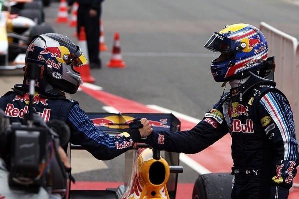 Kein einfacher Sieg für Vettel: Slalom im 2. Stint