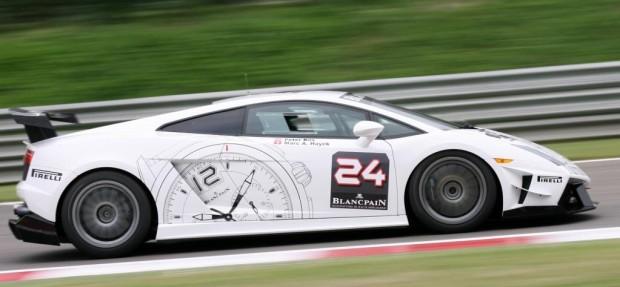 Lamborghini Super Trofeo gastiert auf dem Norisring