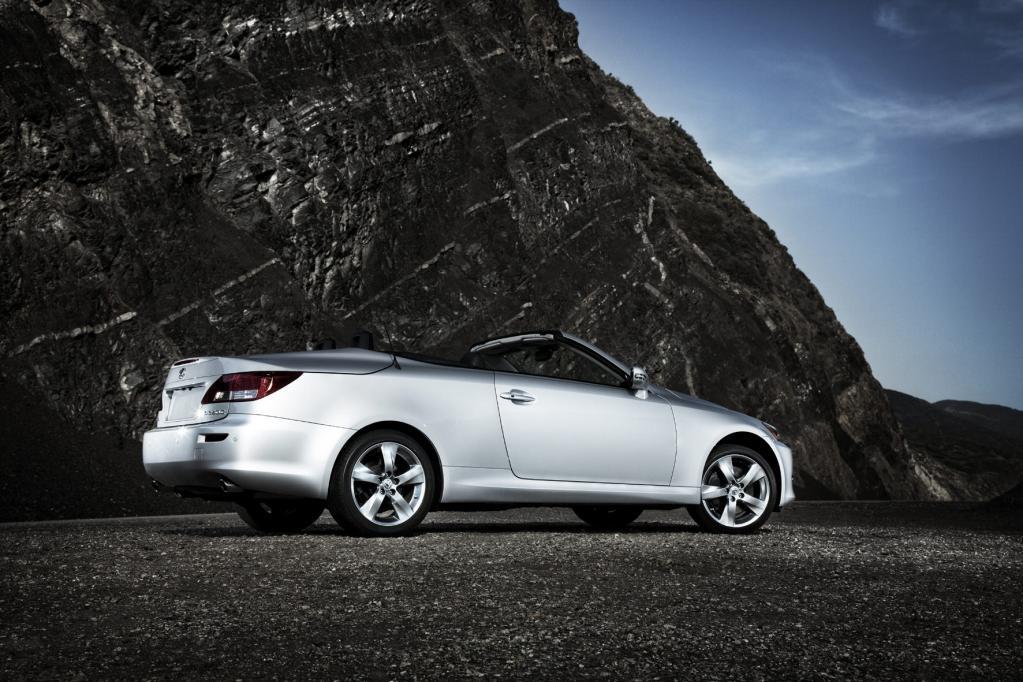 Lexus IS 250 C: Edle Cabrio-Alternative aus Fernost  - Bild(2)