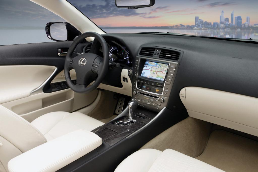Lexus IS 250 C: Edle Cabrio-Alternative aus Fernost  - Bild(4)