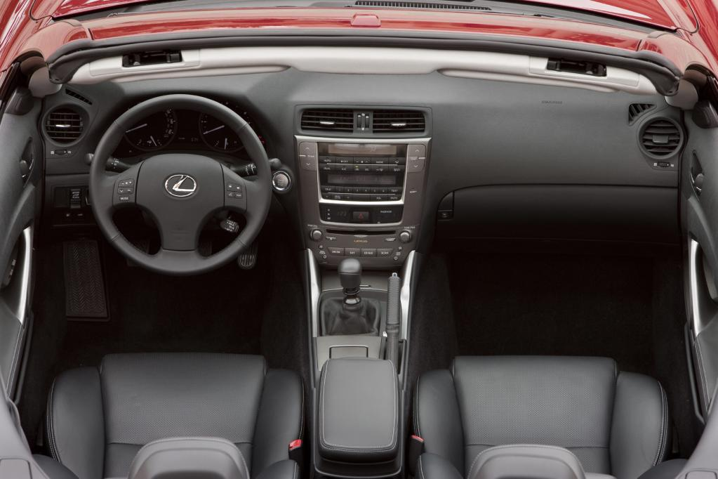 Lexus IS 250 C: Edle Cabrio-Alternative aus Fernost  - Bild(5)