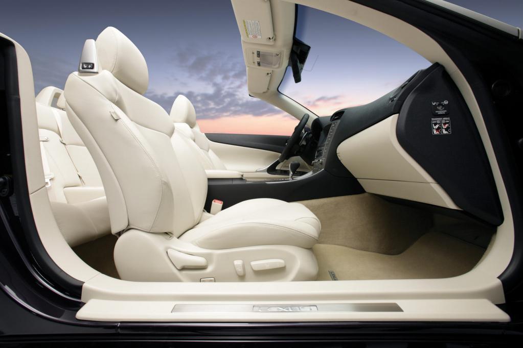 Lexus IS 250 C: Edle Cabrio-Alternative aus Fernost  - Bild(6)