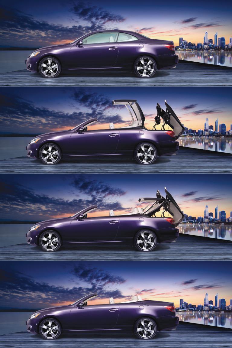 Lexus IS 250 C: Edle Cabrio-Alternative aus Fernost  - Bild(7)