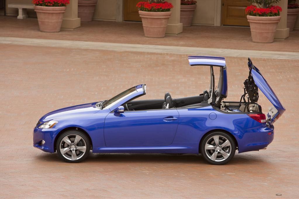 Lexus IS 250 C: Edle Cabrio-Alternative aus Fernost  - Bild(8)