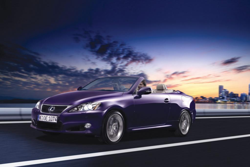 Lexus IS 250 C: Edle Cabrio-Alternative aus Fernost  - Bild(9)