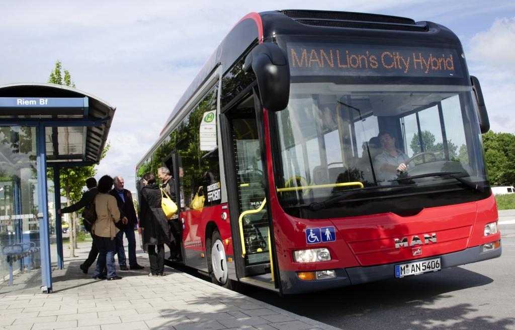 MAN startet Produktion von Hybrid-Bussen