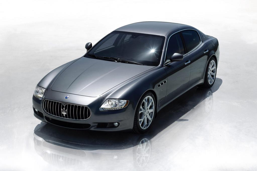 Maserati als individuelles Modellauto