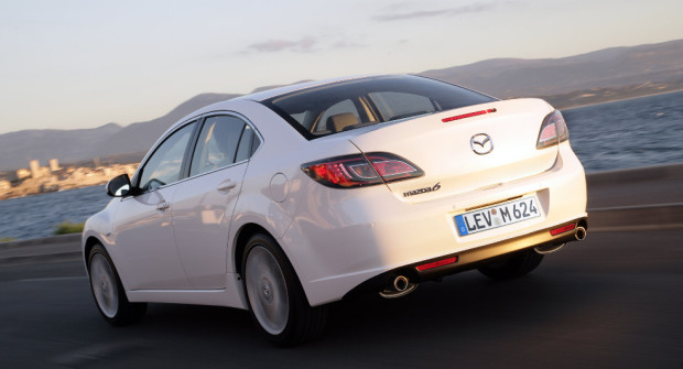 Mazda erweitert Motorenangebot für den 6er