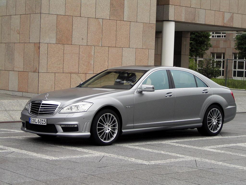 Mercedes S-Klasse AMG wahlweise mit 525 oder 612 PS: Leistung satt und Luxus pur - Bild(2)