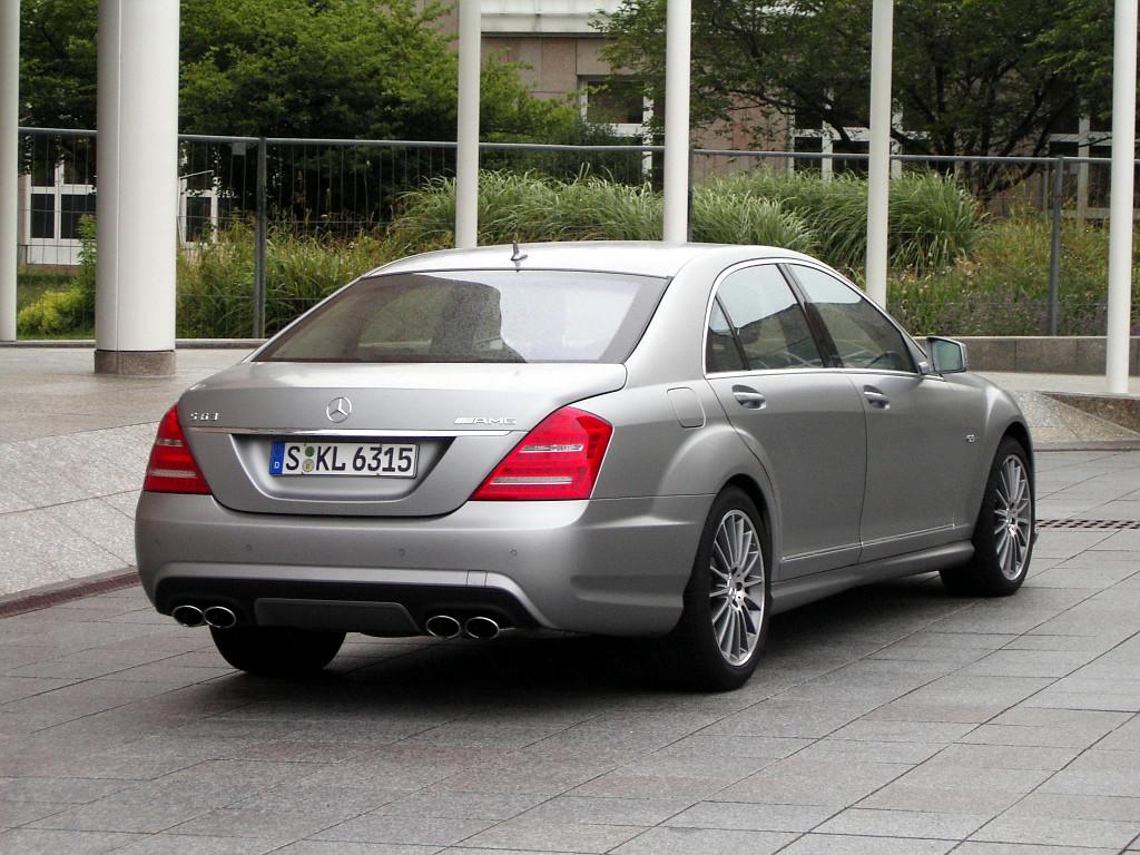 Mercedes S-Klasse AMG wahlweise mit 525 oder 612 PS: Leistung satt und Luxus pur - Bild(3)