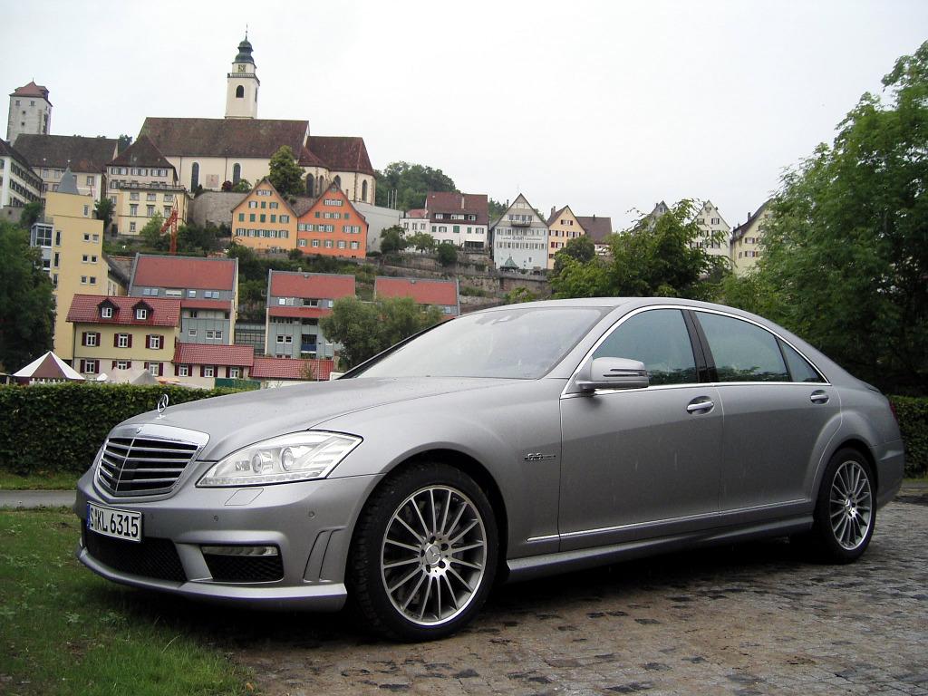 Mercedes S-Klasse AMG wahlweise mit 525 oder 612 PS: Leistung satt und Luxus pur - Bild(4)